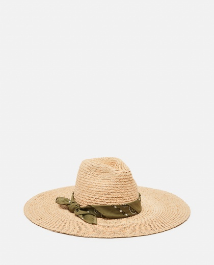 San Antonio straw hat Women Alanui 000303740044583 1