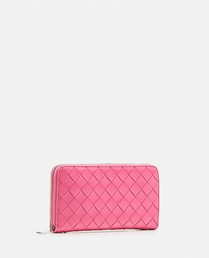 Braided wallet Women Bottega Veneta 000224240038256 2