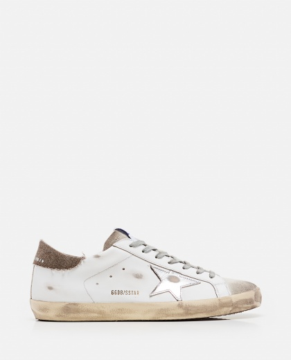 Sneakers Superstar classic  in pelle e camoscio Uomo Golden Goose 000292350043041 1