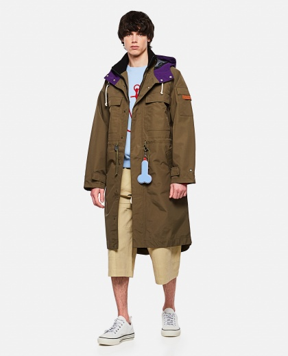 Parka with hood Men J.W. Anderson 000293030043160 2