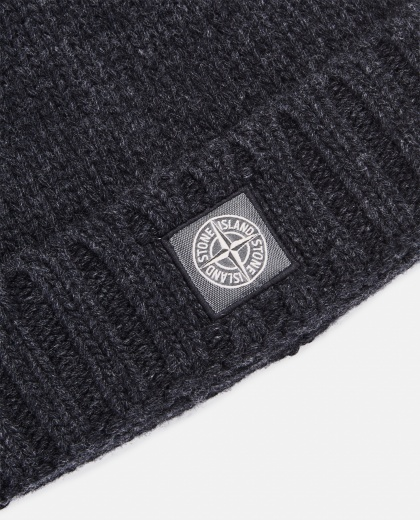 Cap with application Men Stone Island 000271010039929 2
