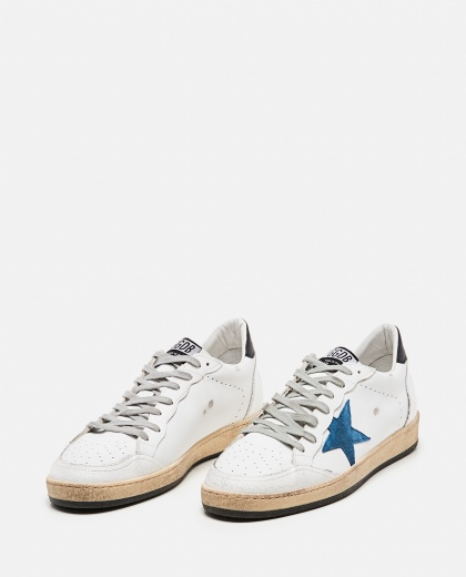 Sneakers Ballstar  in pelle Uomo Golden Goose 000292320043038 2