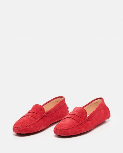 Suede loafers Women Tod's 000255550043689 2