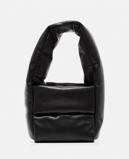 Small Monk Bag In Soft Leather Donna Kassl Editions 000307680045084 1