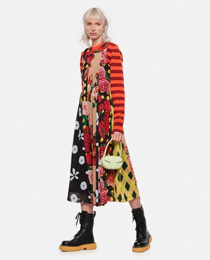 Patchwork dress Women Molly Goddard 000305640044817 2