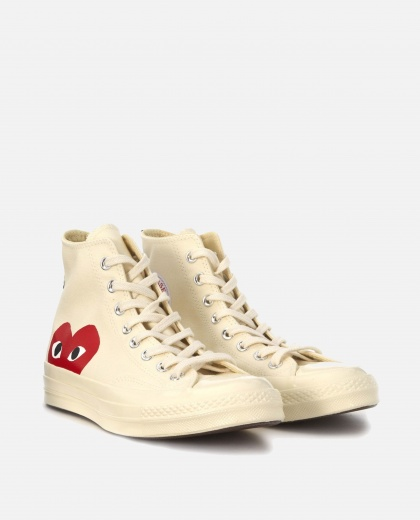 Sneakers Alte Play Converse Donna Comme des Garcons Play 000051130008947 2