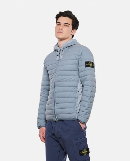 Piumino in nylon  stretch  Uomo Stone Island 000292460043053 1