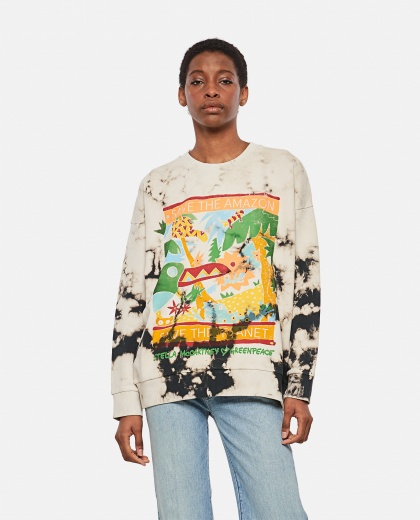 'Rainforest' sweatshirt Women Stella McCartney 000308160045198 1