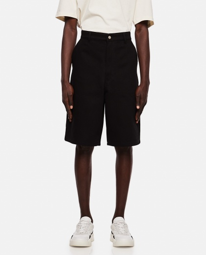 WORKER COTTON SHORTS Men AMI Paris 000291390042910 1
