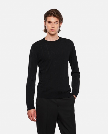 Wool blend sweater Men Valentino 000263620038970 1