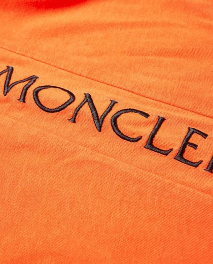 T-shirt in cotone Uomo Moncler 000232740034344 2