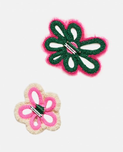 Floral brooches  Women Molly Goddard 000273210040250 2