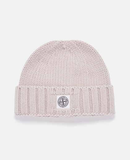 Cap with application Men Stone Island 000271010039930 1