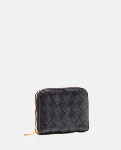 Intrecciato leather wallet  Women Bottega Veneta 000224250033182 2