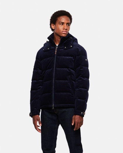 Purple Down jacket Men Ralph Lauren 000183900027318 1
