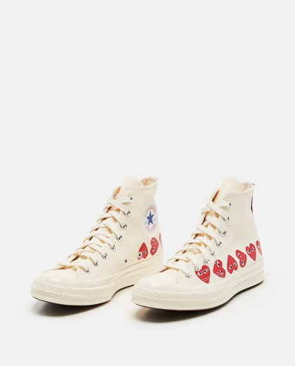 Play Converse High Sneakers Women Comme des Garcons Play 000151440025364 2