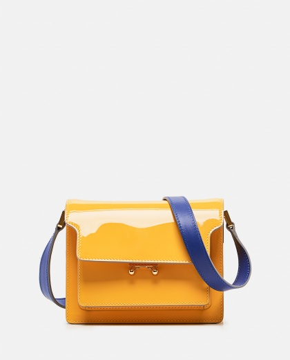 Borsa a tracolla  New Trunk Mini in pelle Donna Marni 000289810042686 1