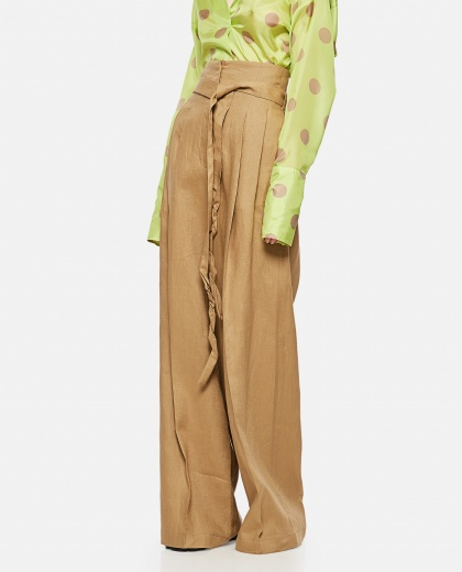Trousers with belt Women Jejia 000306540044935 1