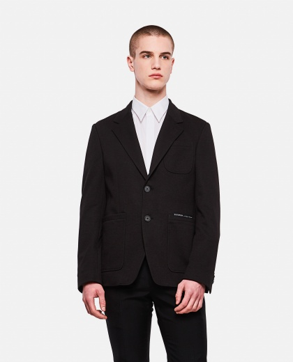 Deconstructed jacket Adresse GIVENCHY