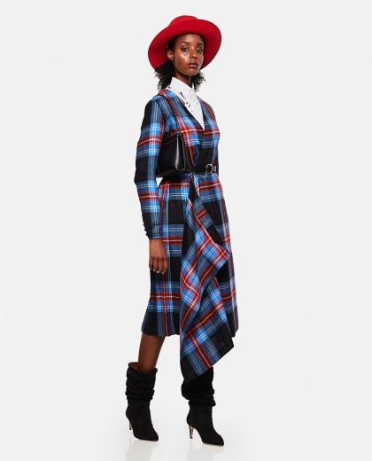 Checked dress Women Loverboy 000264590039092 2