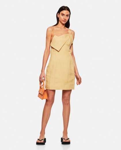 The Drap robe Women Jacquemus 000302230044390 2