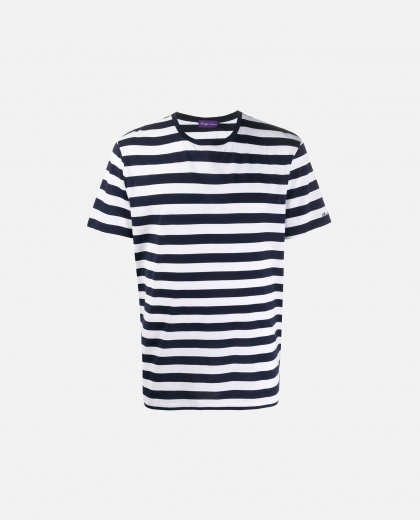 Striped T-shirt Men Ralph Lauren 000221470032776 1