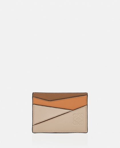 Cardholder Puzzle in classic calfskin Women Loewe 000289420042608 1