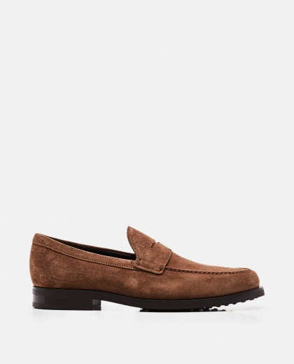 Suede moccasin Men Tod's 000268730039623 1