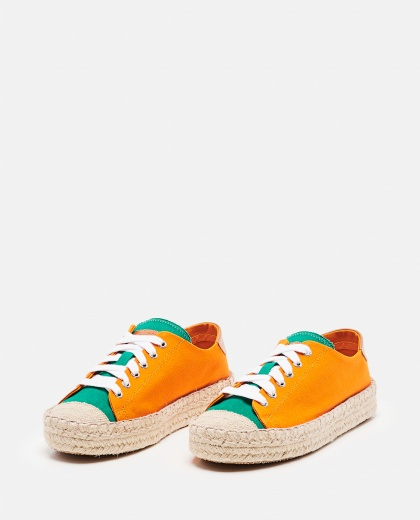 Sneakers espadrillas color block Donna J.W. Anderson 000288370045358 2