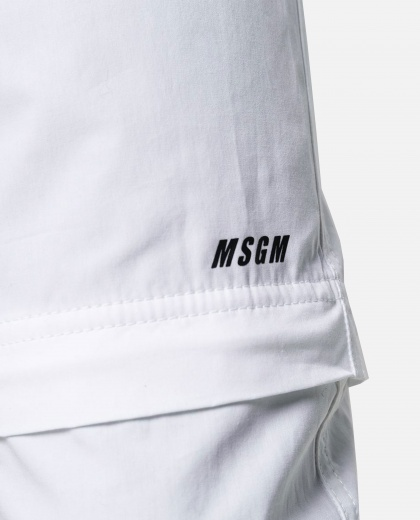 Sports trousers Men MSGM 000229270033816 2