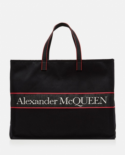 East West tote bag Men Alexander McQueen 000291150042865 1