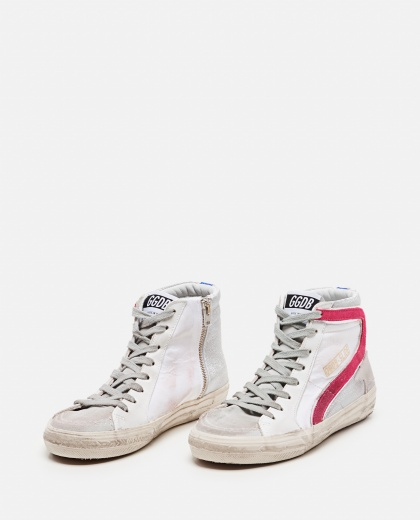 Sneakers Slide in pelle  Donna Golden Goose 000286900042314 2