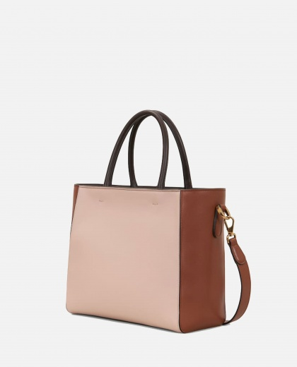 Leather shopping bag  Women Tod's 000239610035471 2