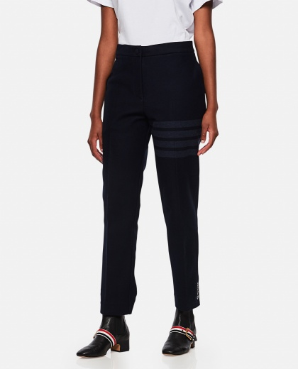 Cropped trousers Women Thom Browne 000255650037779 1