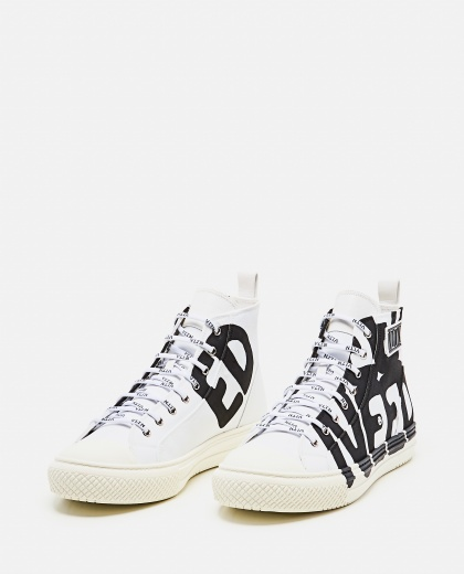 Valentino Garavani Lovers Language Giggies high sneaker Men Valentino 000264200039034 2