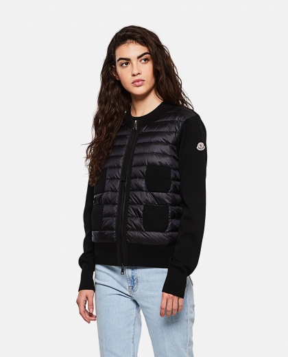 Cardigan tricot Donna Moncler 000272090040114 1