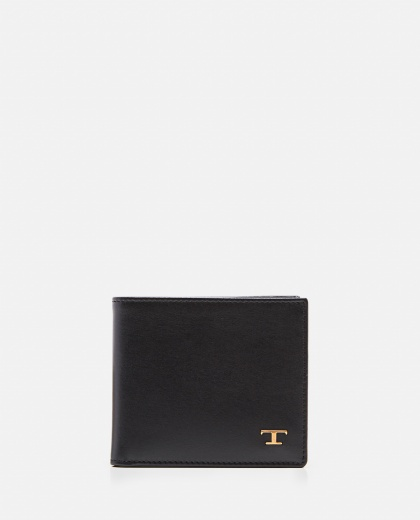 Leather wallet Men Tod's 000268660039615 1