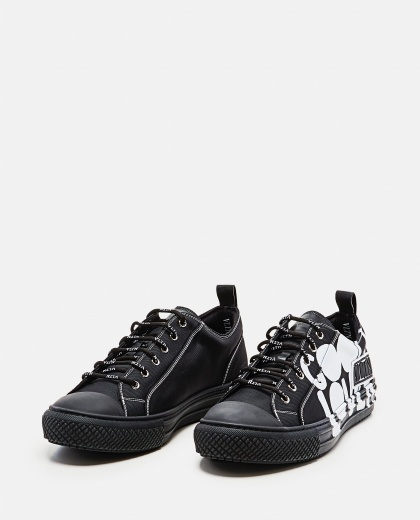Valentino Garavani Giggies Lovers Language low-top sneaker Men Valentino 000264100039021 2