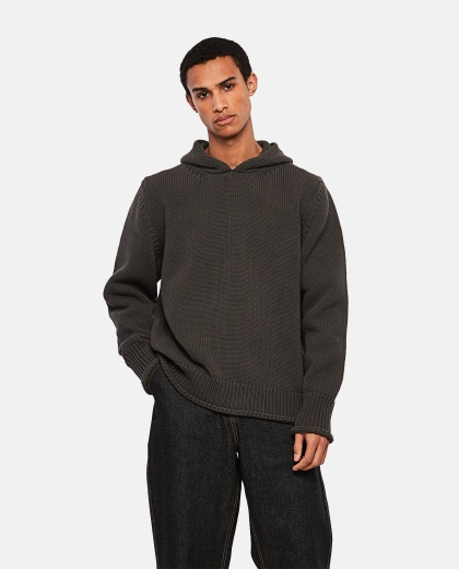 Knitted sweatshirt Men Jacquemus 000294020043272 1
