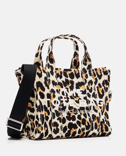 The Leopard Mini Traveler Tote Bag Women Marc Jacobs 000289480042620 2