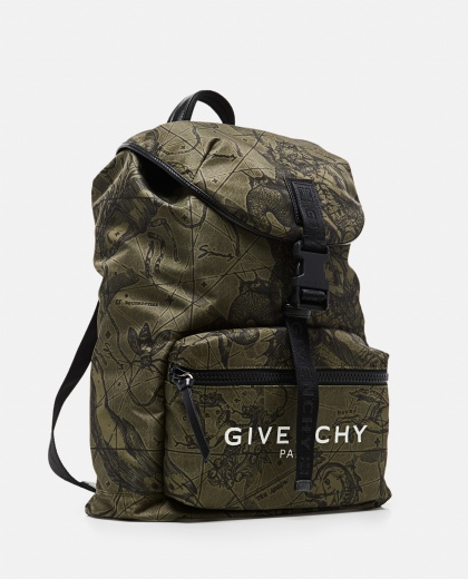 Backpack with Astral print Men Givenchy 000253250037414 2