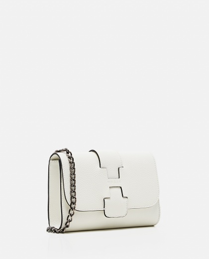 Textured leather Shoulder bag  Women Hogan 000287990042440 2