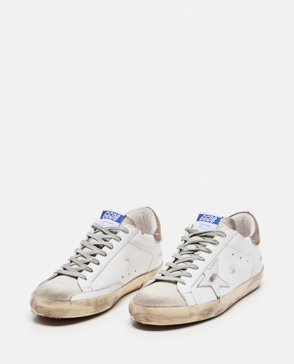 Sneakers Superstar classic  in pelle e camoscio Uomo Golden Goose 000292350043041 2