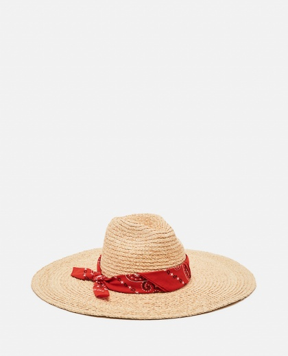 San Antonio straw hat Women Alanui 000303740044582 1