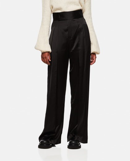 Wide high-waisted trousers Women J.W. Anderson 000273730040323 1