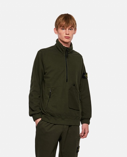 Cotton sweatshirt Men Stone Island 000270960039913 1