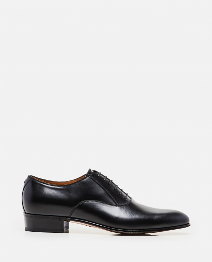 Lace-up shoe with Double G Men Gucci 000267850039512 1