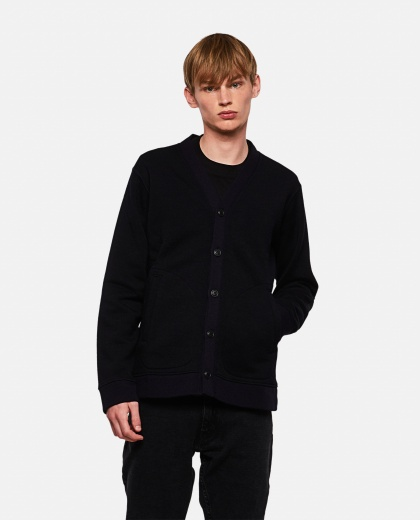 Cardigan decorated with patch Men Junya Watanabe 000270550039836 1