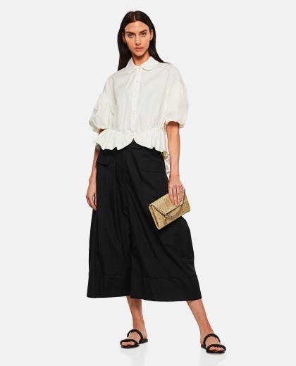 Shaped culottes Women Simone Rocha 000302950044510 2
