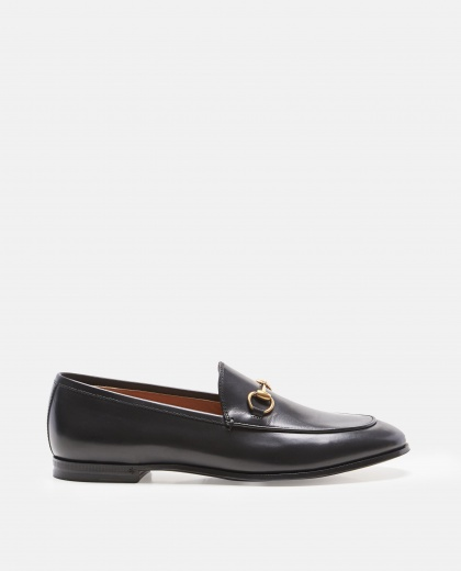 Gucci Jordaan Leather Loafer
